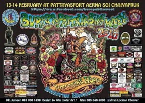 Burapa Bike Week 2015
