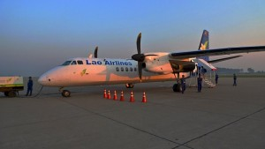 Lao Airlines plane