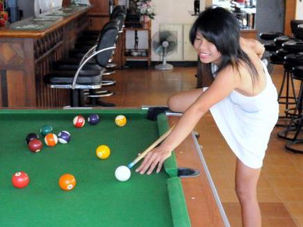 amateur pool