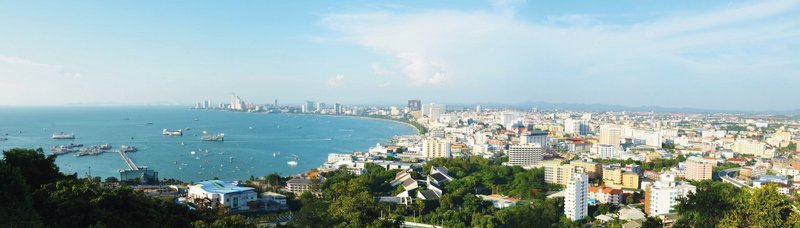 Pattaya bay view