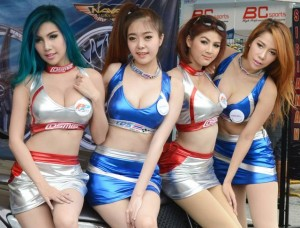 Thailand has millions of sexy ladies that don't work in the bar industry