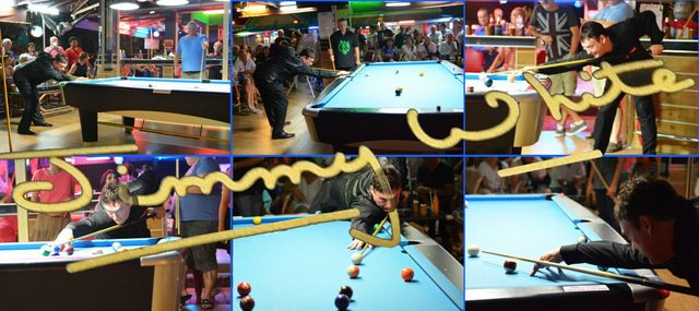 Jimmy White visits Pattaya