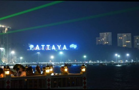 Pattaya by night - Disneyland for adults