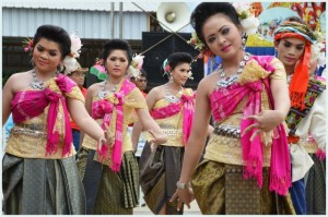 Traditional Isaan culture