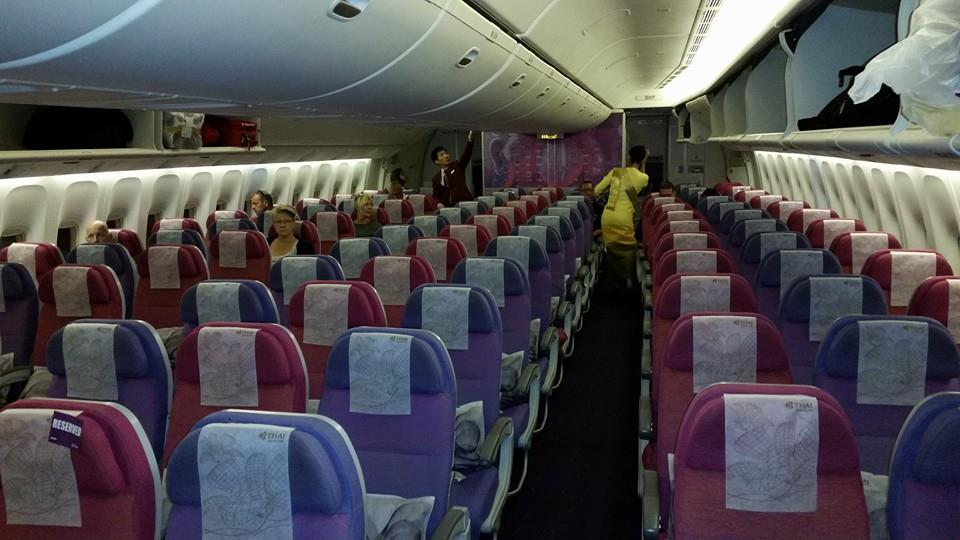 "Thai Airways Faces ""Significant Loss"" in 2015"