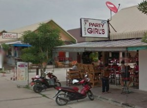 Party Girls bar Rompho complex