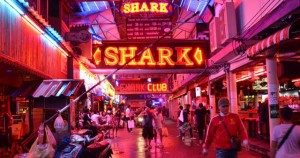 Walking Street is the epicentre of Pattaya's nightlife