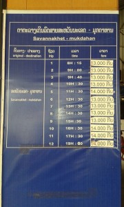 savannakhet-mukdahan-bus-timetable