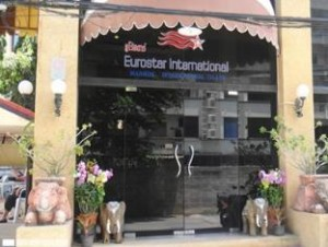 Eurostar International Hotel Jomtien