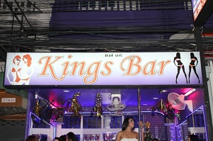 Kings Bar Soi 8 Pattaya