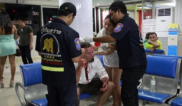 Canadian Tourist Attacked in Bar Bill Dispute on Soi 7