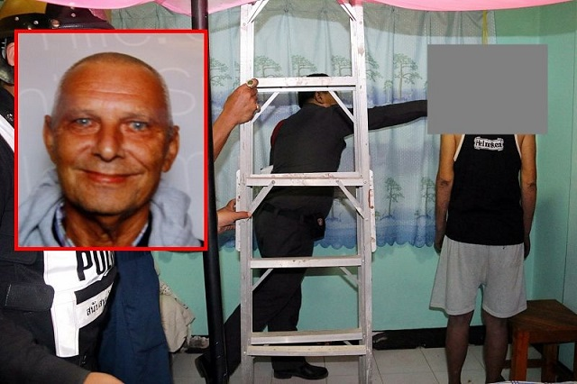 German Expat Found Hanged in Sattahip