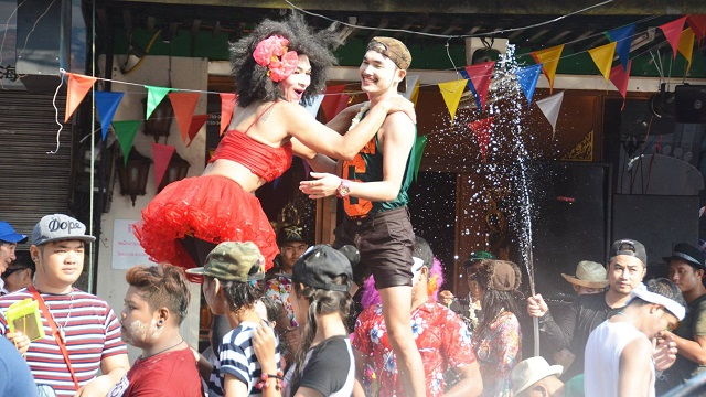 Songkran in Pattaya 2016 - 14