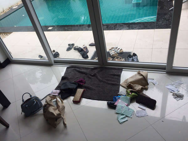 Six Female Taiwanese Tourists Reportedly Robbed at Pattaya Hotel