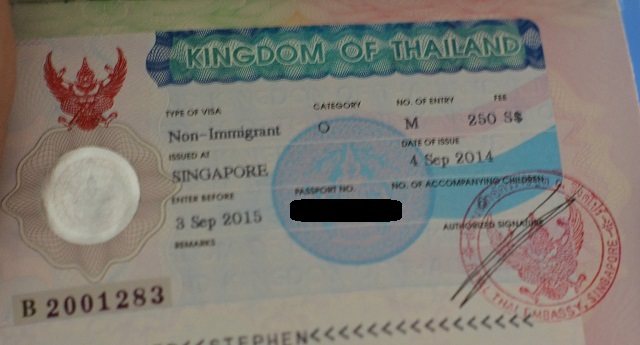 thai-non-immigrant-visa