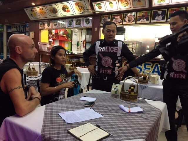 belgian-tourist-robbed-at-pattaya-restaurant