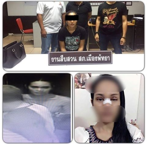 British Tourist Robbed by Pattaya Bar Girl While He Sleeps