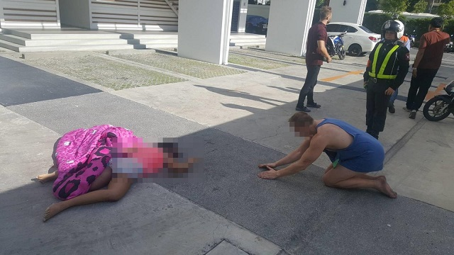 Deaf-Mute Thai Girl Plunges to Death From Pattaya Condo