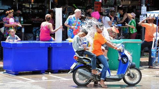 Songkran Road Toll 2017 - 390 Killed in 7 Dangerous Days