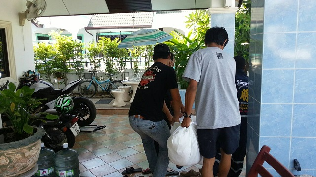 American Expat Found Dead in Pattaya After Cutting Wrist