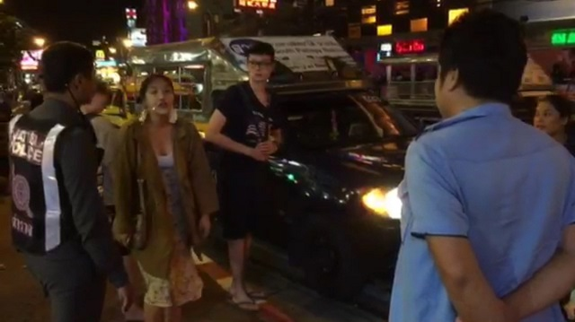 Baht Bus Driver Caught Ripping Off Group of Chinese Tourists