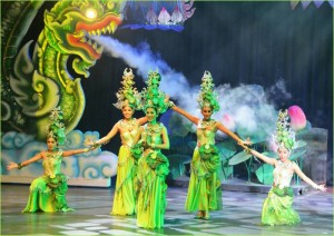 Ladyboy show in Pattaya