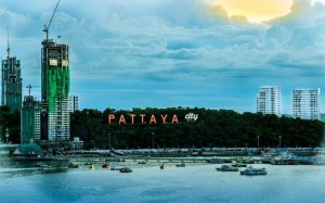 South Pattaya skyline