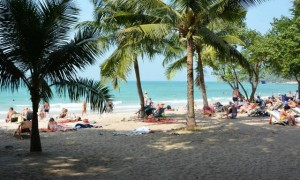 Dongtan beach in Jomtien