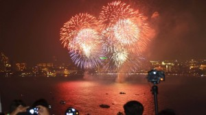 Pattaya international fireworks festival