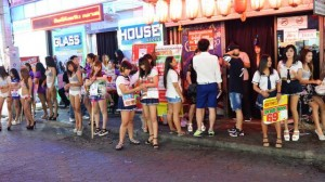 Glasshouse AGoGo Walking Street