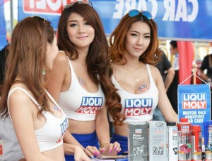 Sexy Thai pretties