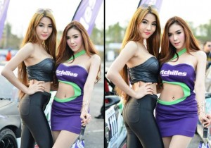 Hot Thai pretties