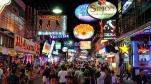 Walking Street by night 2015