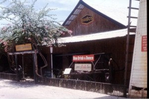 Barbos was reportedly the first bar in Pattaya