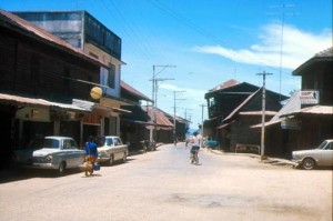 Pattaya in 1968