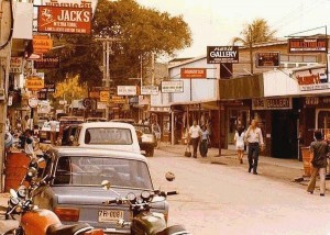 Walking Street in 1980
