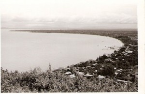 Pattaya bay in the 1960s