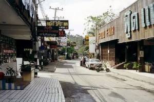 Walking Street in the 1970s